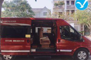 Nhà xe Limousine Hồng Vinh | Lái Xe An Toàn – Dịch Vụ Hoàn Hảo