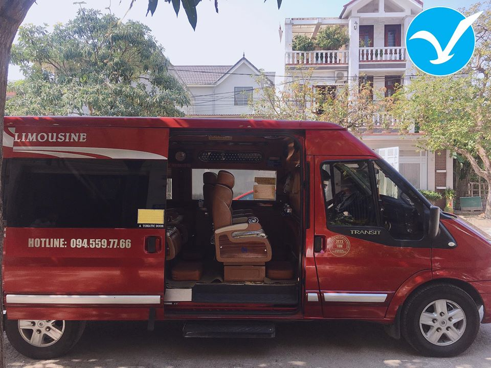Hồng Vinh Limousine 2