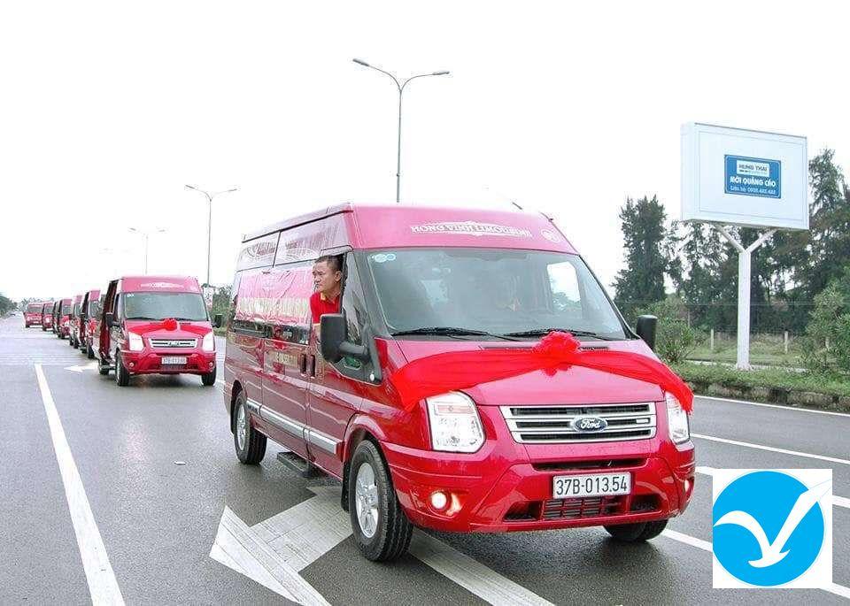 Hồng Vinh Limousine