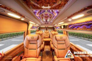 Top Những Nhà Xe Limousine Đi Đà Lạt Từ Nha Trang Nên Tham Khảo