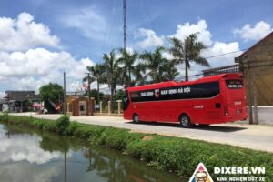 Tổng hợp các xe khách tốt nhất từ bến xe Giáp Bát về Kiến Xương Thái Bình
