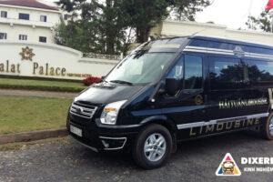 14 nhà xe limousine đi Nha Trang bạn nên cân nhắc