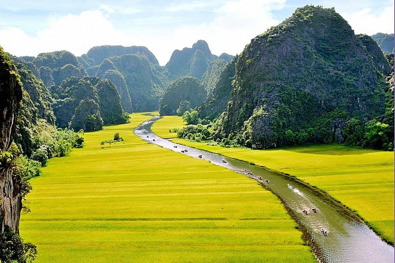 Thuê xe Limousine Hà Nội Ninh Bình