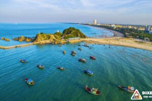 Cua Lo – A famous tourist site to travel from Hanoi to Cua Lo