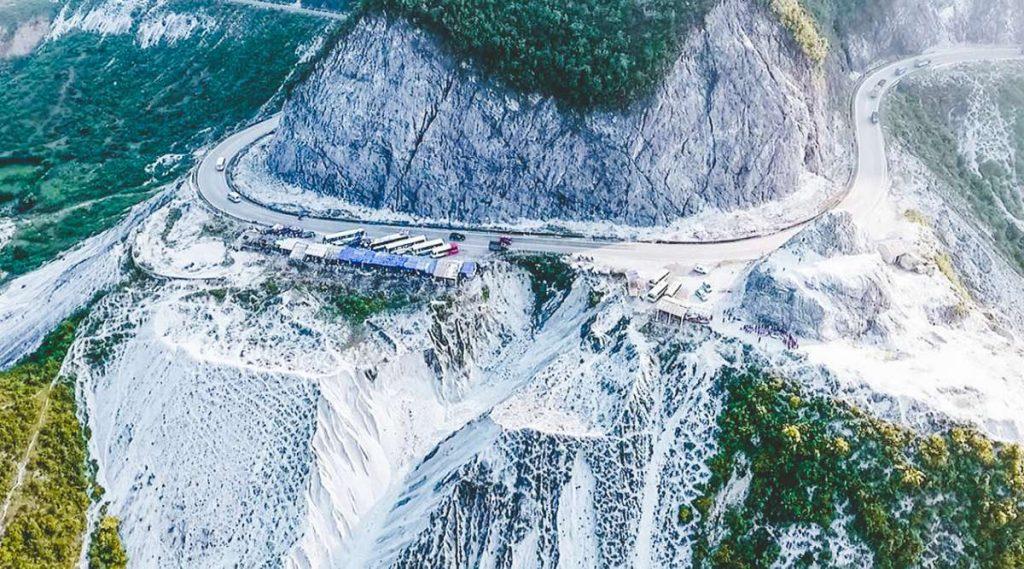 Thung Khe pass - The best viewpoint of Mai Chau | localvietnam