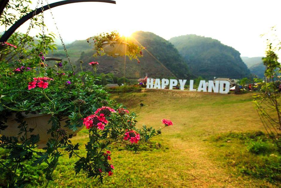 Khu du lịch Mộc Châu Happy Land - Moc Chau Happy Land | Yeudulich
