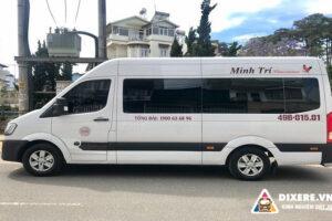 Minh Trí Limousine chất lượng trong mỗi chuyến đi