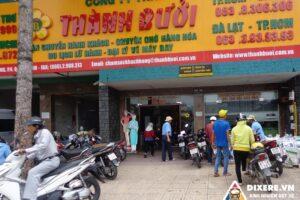 Nhà xe Thành Bưởi – Đơn vị vận chuyển uy tín nhất Việt Nam