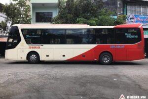 Xe Tân Hoàng Anh – Xe Giường Nằm 45 Chỗ Ninh Thận đi Sài Gòn