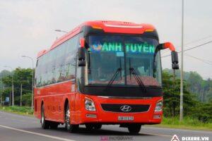 Nhà xe Anh Tuyên – Xe Giường Nằm Chất Lượng Cao Lâm Đồng Sài Gòn