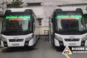 Nhà xe Đông Hưng – lựa chọn hàng đầu trên tuyến Sài Gòn – Bình Thuận