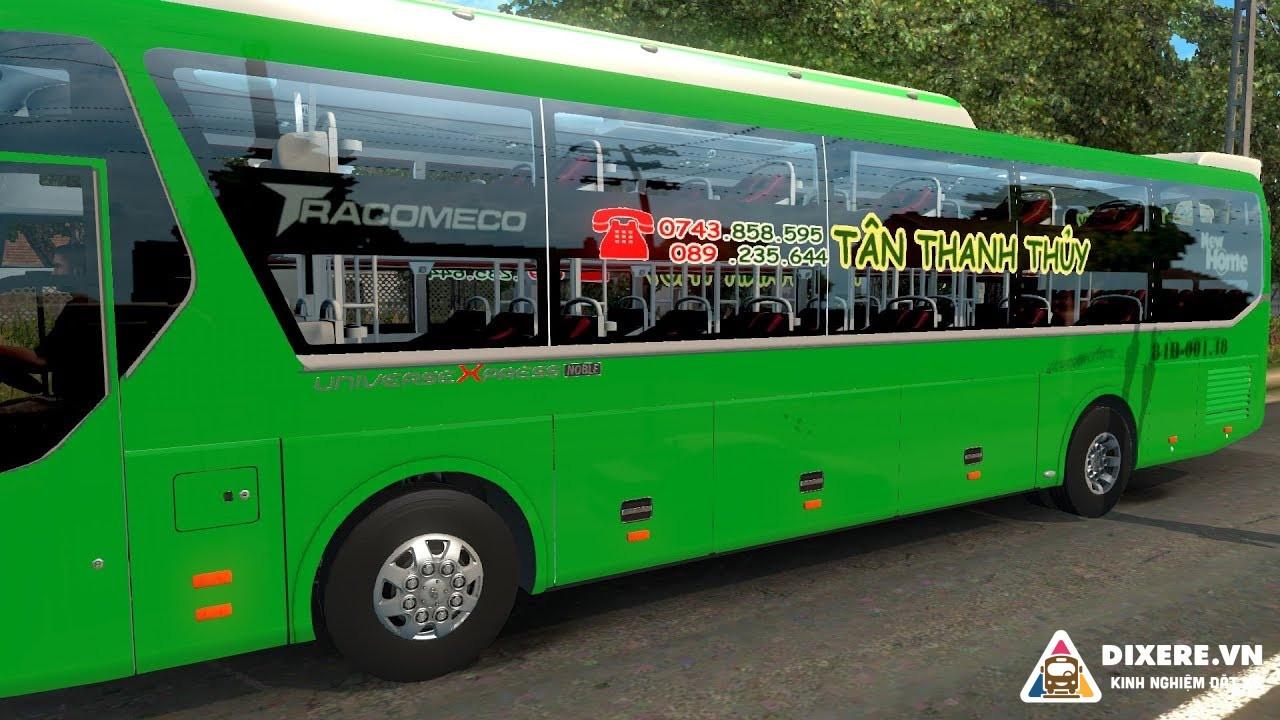 Tan Thanh Thuy Megabus