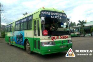 Cập nhật mới nhất các tuyến xe buýt Quy Nhơn