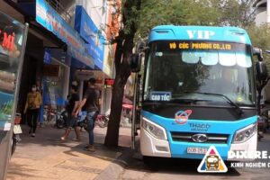 Nhà xe Cúc Phương – Lựa chọn số một từ Sài Gòn đến Đồng Nai