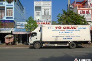 Nhà Xe Tô Châu – Chành Xe Chuyển Hàng Hóa Sài Gòn Đi Miền Tây