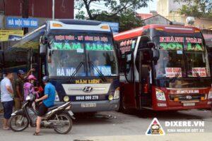 Nhà xe Năm Liên – hành trình Hà Nội – Điện Biên trở nên trọn vẹn hơn