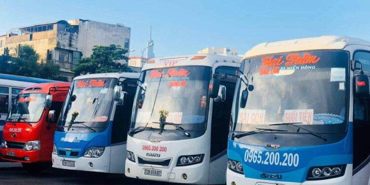 Xe Hai Trâm tuyến Sài Gòn – Vũng Tàu | Kinh nghiệm đặt xe
