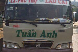 Lý do nên chọn nhà xe Tuấn Anh từ Hà Nội đi Vĩnh Phúc