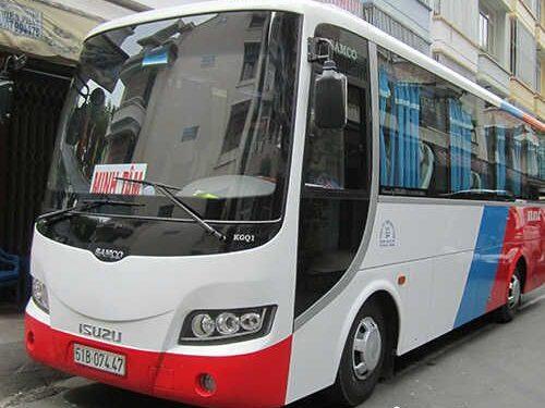 Xe Minh Tâm – lựa chọn tuyệt vời cho chuyến đi Sài Gòn – Bến Tre