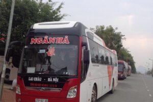 Nhà xe Ngân Hà chuyên tuyến Hà Nội – Lai Châu | Kinh nghiệm đặt xe
