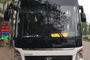 Nhà xe Hòa Bình Nghĩa Lộ giúp chuyến đi an toàn hơn