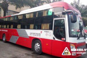 Kumho Samco bus lựa chọn tuyệt vời cho hành trình từ Sài Gòn – Đà Lạt