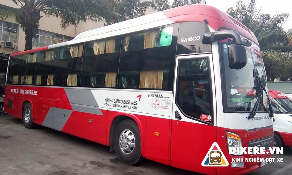 Kumho Samco Bus