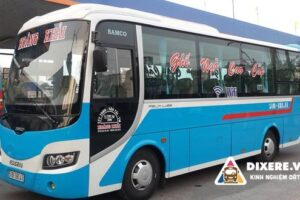 Xe Hoàng Khải lựa chọn tốt cho chuyến Sài Gòn – Bến Tre