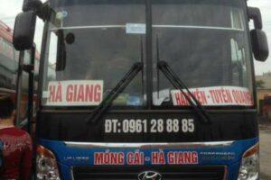 Top xe khách Hà Nội Tuyên Quang uy tín, chất lượng 2021