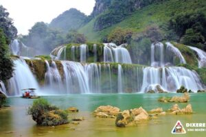 Travel to Ban Gioc Waterfall from Hanoi – What you should know